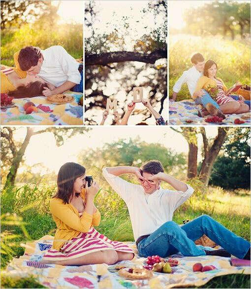 Пикник с любимым
