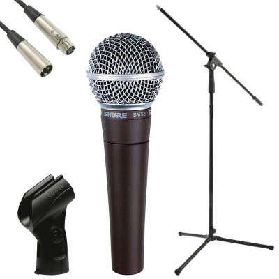Микрофон Shure 58
