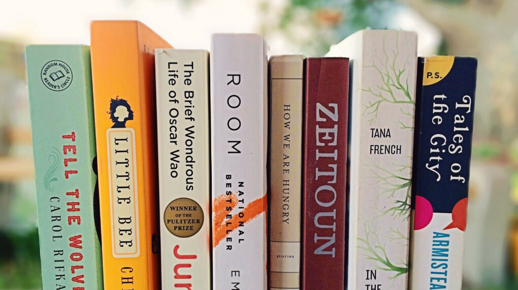 Прочитать пять книг на английском