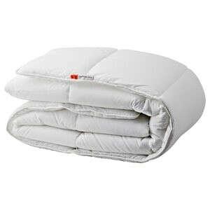 ГРУСБЛАД Одеяло - белый очень теплое - IKEA