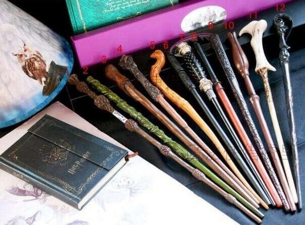 Набор палочек из Гарри Поттера