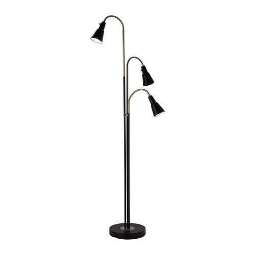 КВАРТ Светильник напольный с 3 лампами - IKEA