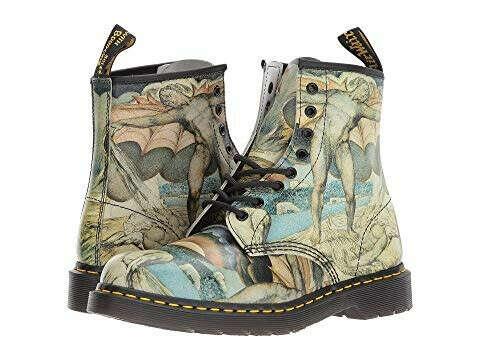 Ботинки Dr Martens William Blake