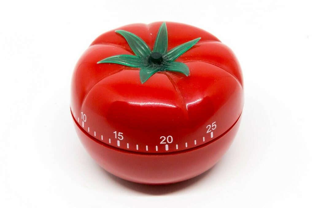 Таймер помидорку