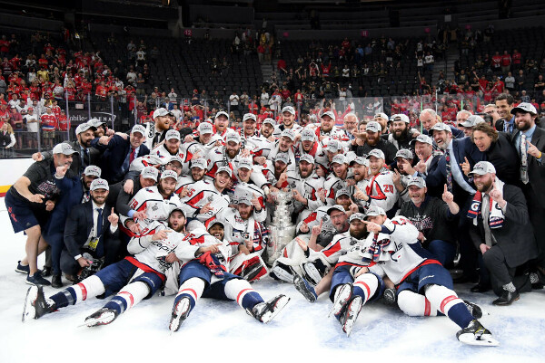 Побывать на матче НХЛ