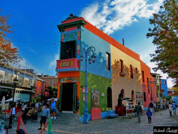 Побывать в Аргентине, Буэнос-Айресе