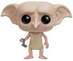 Фигурка Funko POP: Harry Potter 2 Dobby (9,5 см)