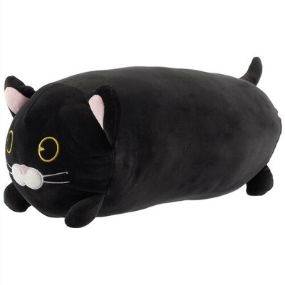 Мягкая игрушка Кот черный