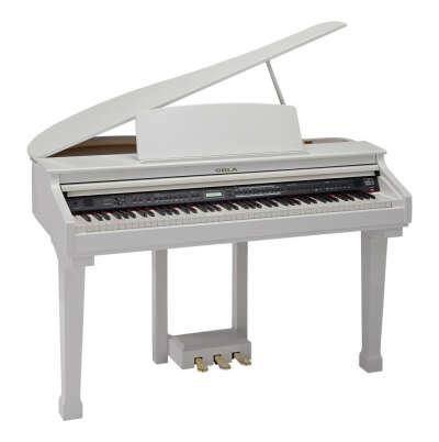 Белый рояль. Очень хочу.