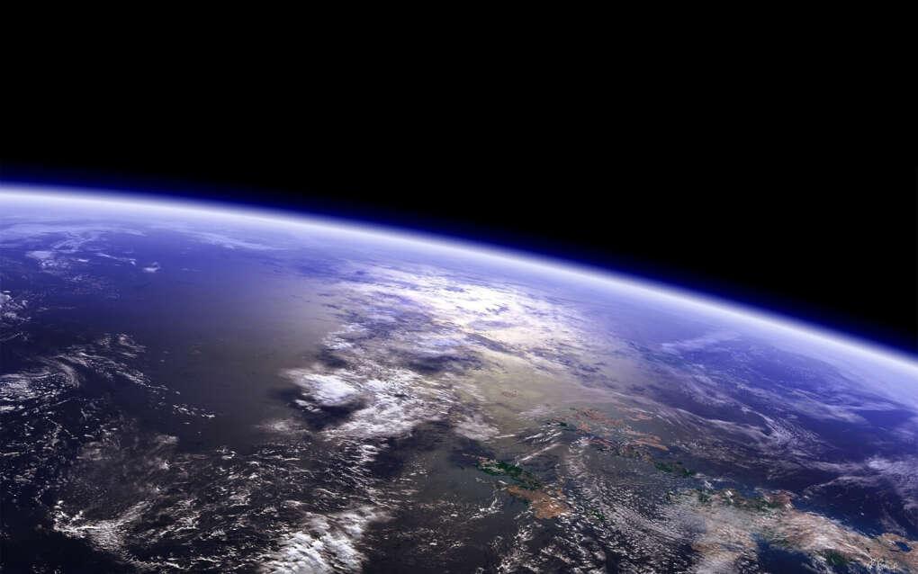 Увидеть Землю с орбиты