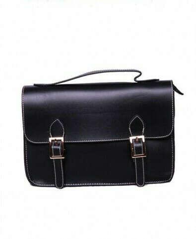 Vintage Cambridge Messenger  Bag