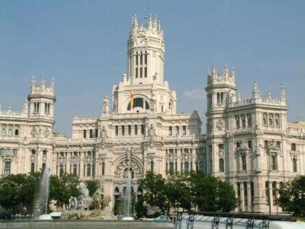 Посетить Мадрид