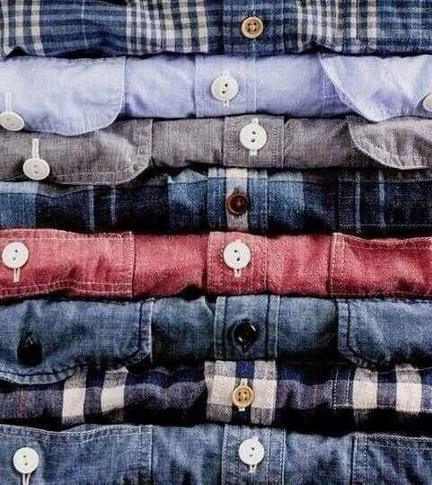 Хочу много рубашек)