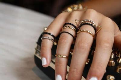 Кольца на фаланги