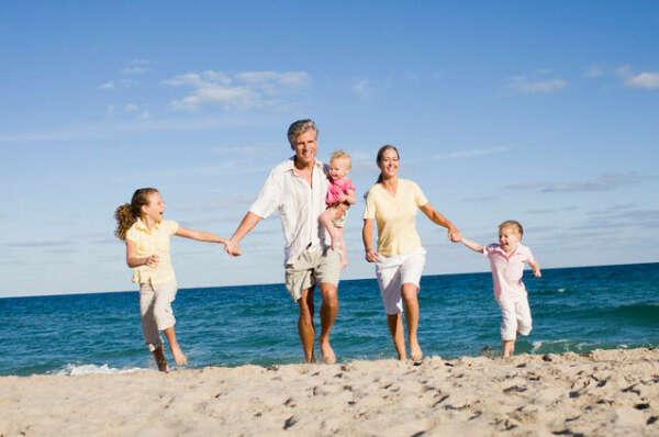 Чтобы родители были счастливы и здоровы