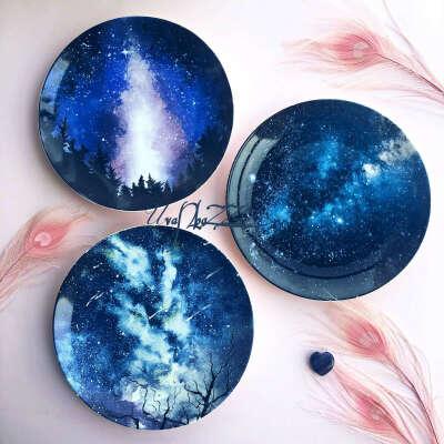 Тарелки > Тарелка Magic Sky купить в интернет-магазине