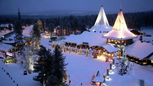 Резиденция Санта Клауса