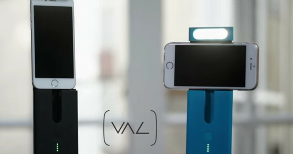 CLICK HERE to support Val: Turn Your Smartphone into a Studio