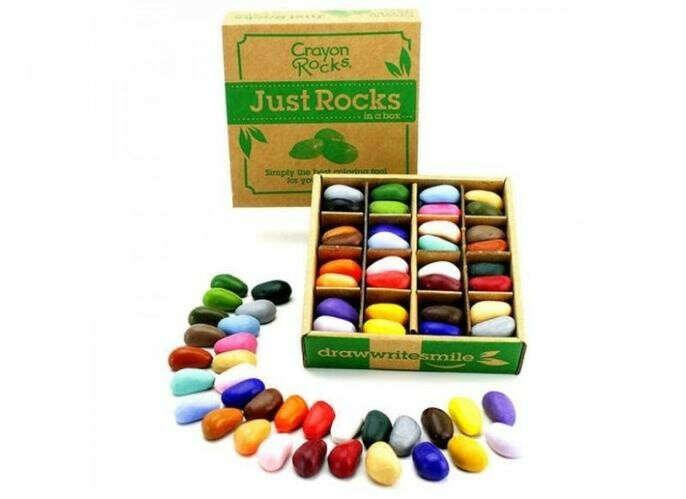 Восковые мелки Crayon Rocks 64 шт., 32 цвета