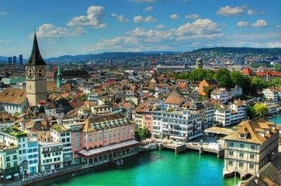 Посетить Швейцарию
