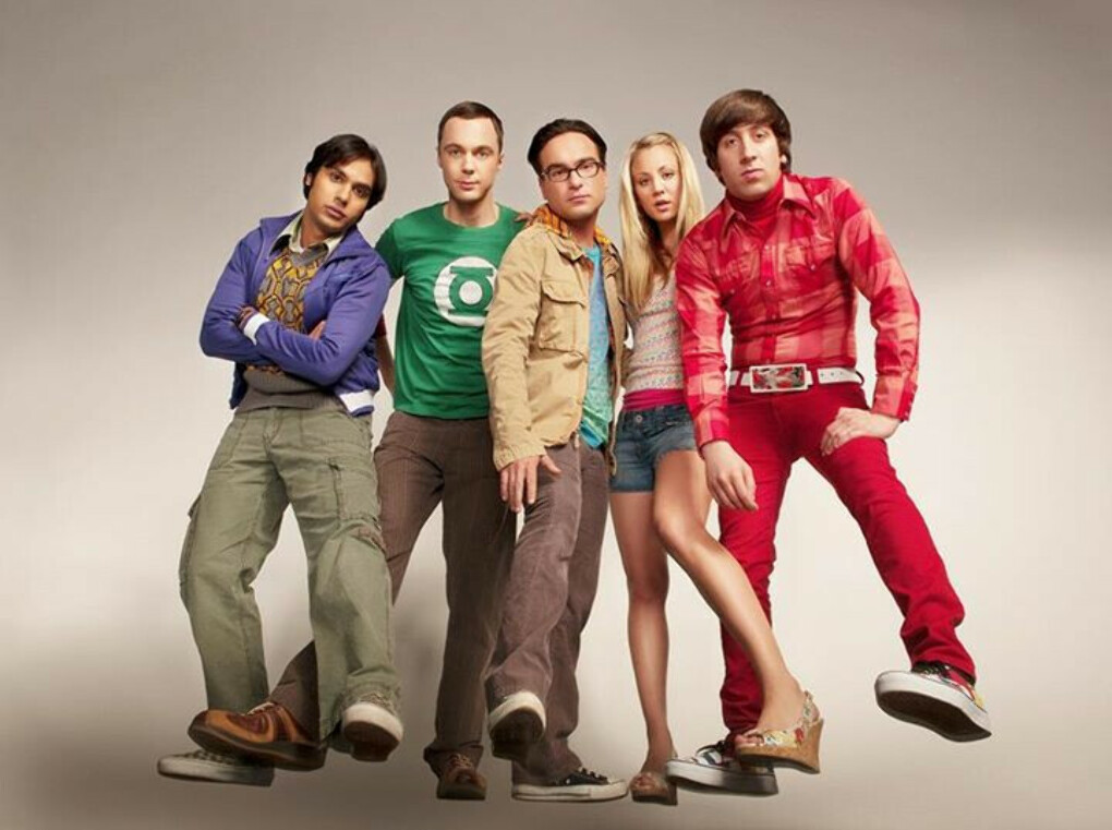 Новый сезон The Big Bang Theory