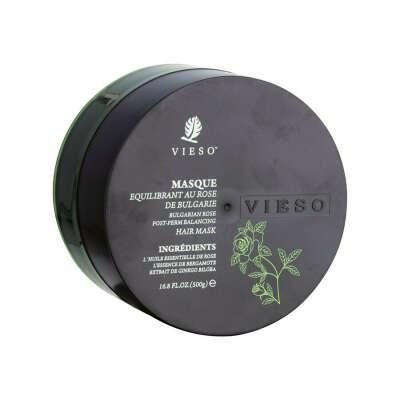 VIESO Маска с маслом болгарской розы для вьющихся волос