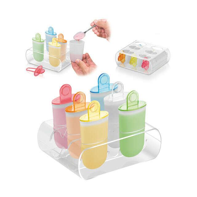Формочки для мороженного