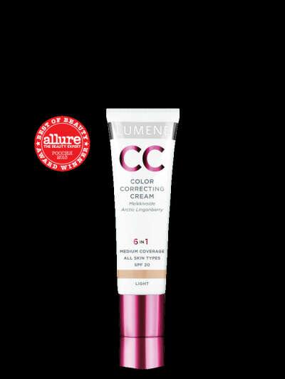Lumene CC cream
