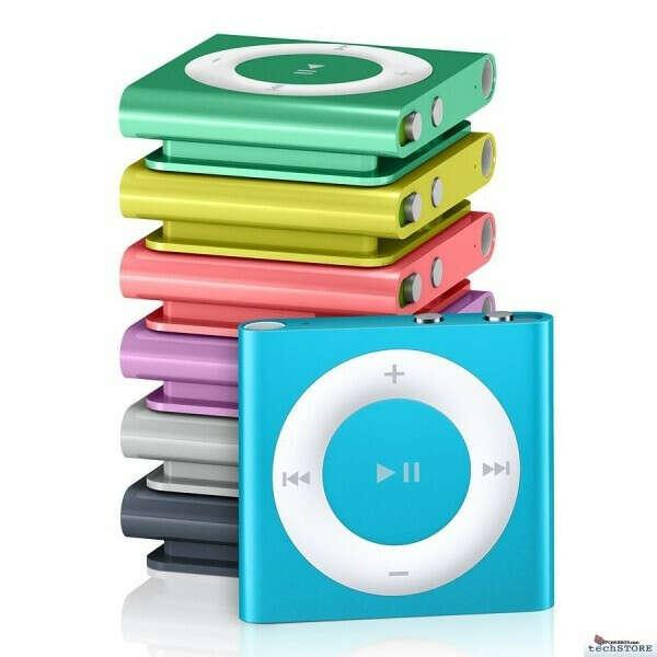 iPod shuffle для бега