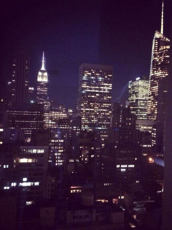 Жить в Нью Йорке