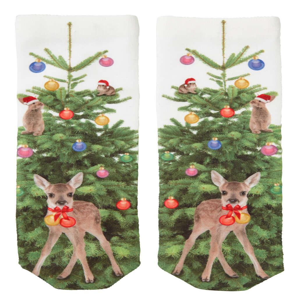 Monki | View all new | Cissi sock Christmas Tree