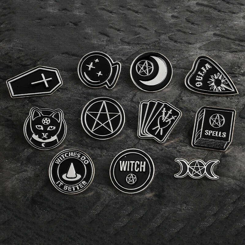 Магические значки