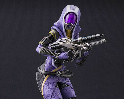 Mass Effect — Tali'Zorah Bishoujo Statue