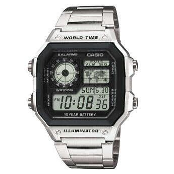 AE-1200WHD-1AVEF Часы CASIO