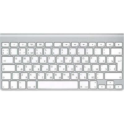 Apple Wireless Keyboard - Russian