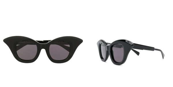 Kuboraum солнцезащитные очки B20