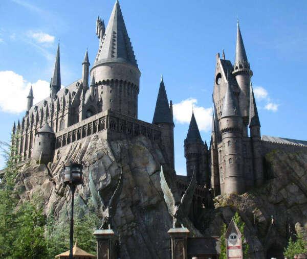 """В парк """"Волшебный мир Гарри Поттера"""""""