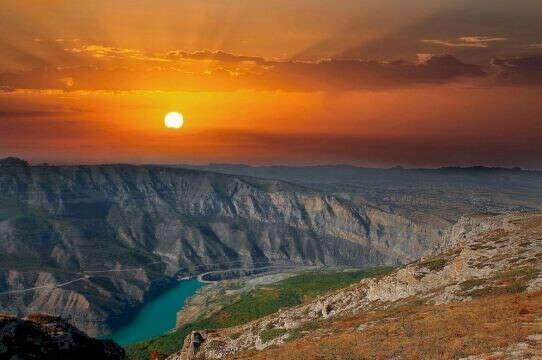Тур в Дагестан