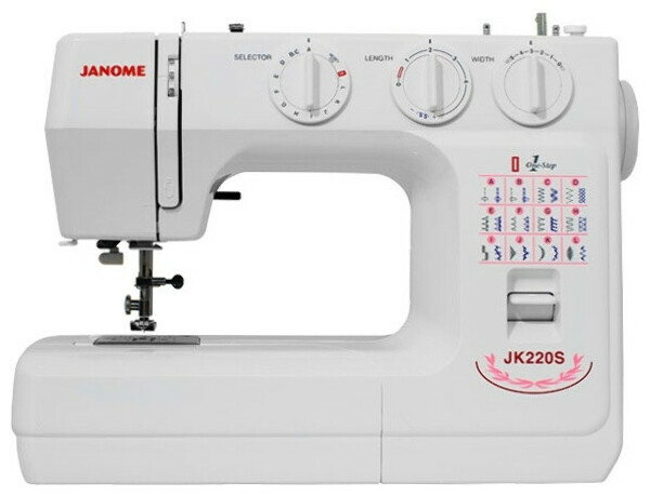 хочу швейную машинку Janome JK 220S