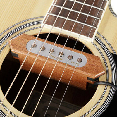Портативный звукосниматель на акустическую гитару