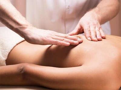 Массаж тела остеопатический