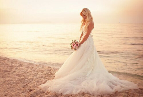 Шикарную свадьбу