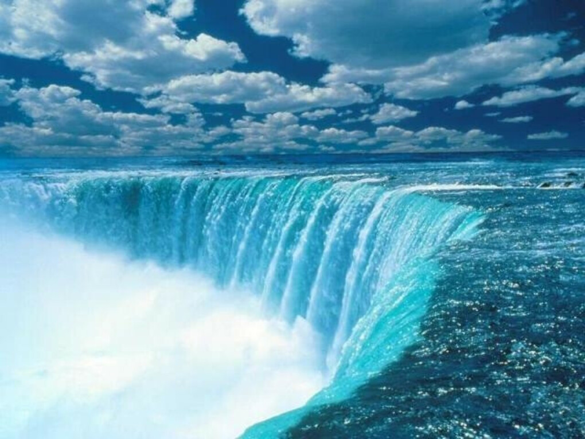 поехать на Ниагарский водопад