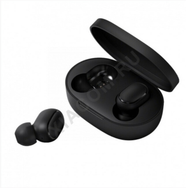 Xiaomi Redmi AirDots True Wireless Bluetooth Headset (Black)