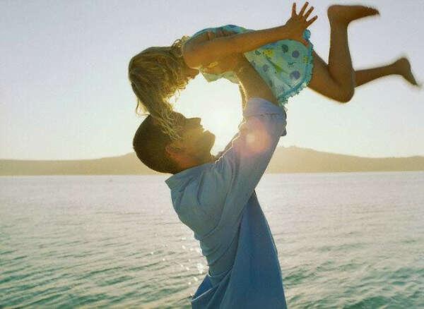 Хочу иметь любящего папу..
