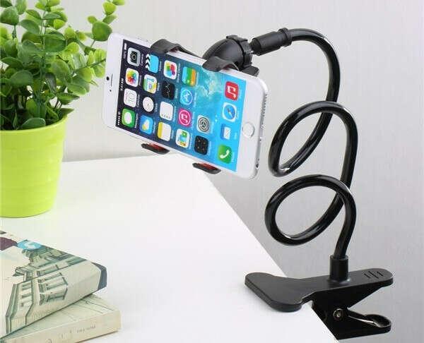 Гибкий держатель для смартфона