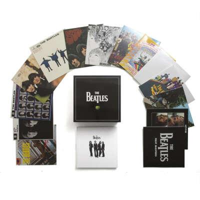 The Beatles (список внутри)