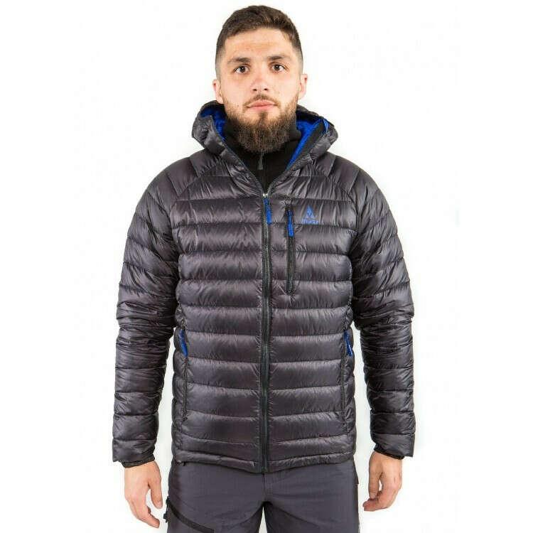 Куртка пухова VsimGir DJ03 чоловіча чорна