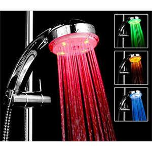 Насадка на душ с подсветкой