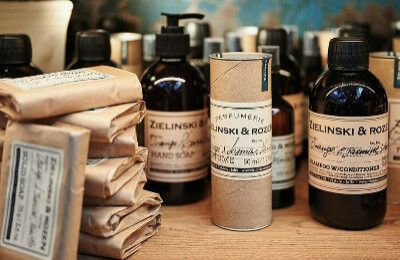 ZIELINSKI & ROZEN что-то с black pepper или tobacco